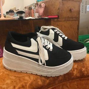 bratz platform sneakers